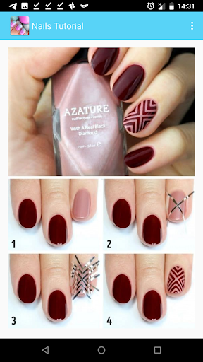 Collection of Nails Designs