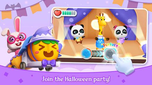 Baby Panda's Playhouse