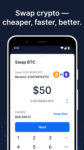 Blockchain - Bitcoin & Ether Wallet