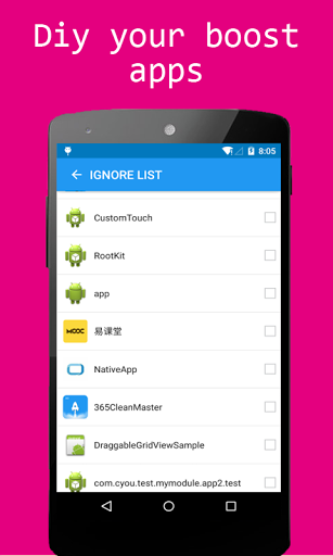 Free download Clean Boost-App Manager APK for Android