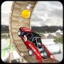 icon Extreme Stunts Snow Car Race
