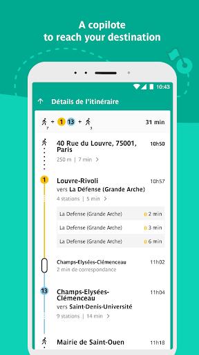 RATP : Subway Paris