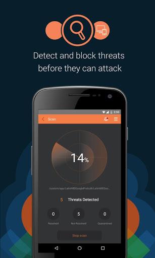 Antivirus & Mobile Security for Lenovo P2 - free download APK file