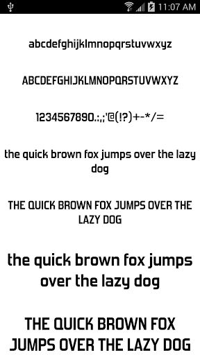 Fonts for FlipFont 50 #6 for Samsung Galaxy J2 - free