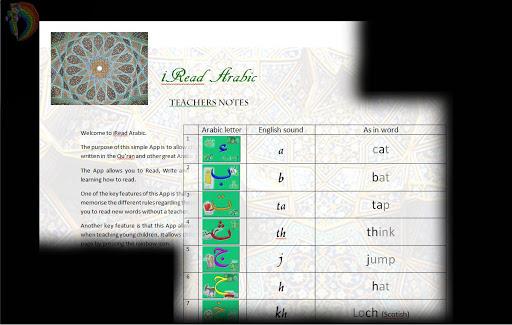 iRead Arabic for Panasonic Toughpad FZ-A2 - free download APK file
