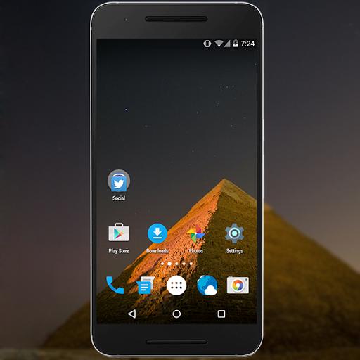 Free download Marshmallow Apex/Nova/Unicon APK for Android