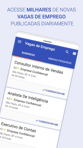 InfoJobs - Job Vacancies