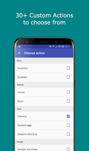 bxActions - Bixby Button Remapper for Samsung Galaxy J7 Pro