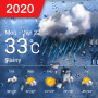 icon New 2018 Weather App & Widget for elephone U