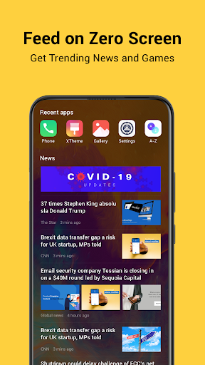 HiOS Launcher(2019)- Fast, Smooth, Stabilize