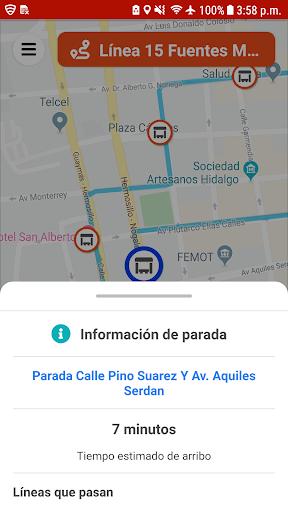 UNE Sonora Transportation