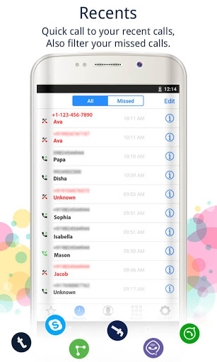 Caller Screen Dialer Caller ID for Xiaomi Mi 6 - free download APK
