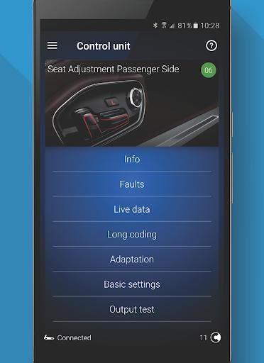 Car Diagnostics Pro VAG OBD2