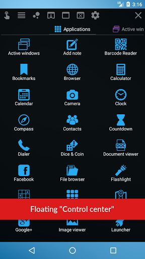 Floating Apps Free - multitask for Oppo A57 - free download