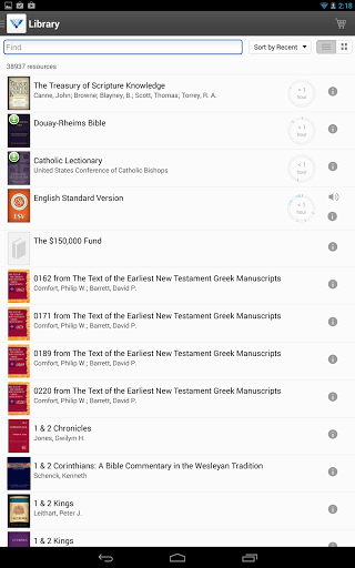 Free download Verbum Catholic Bible Study APK for Android