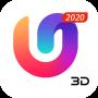 icon U Launcher 3D