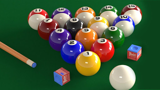 Real Pool Billiards 8 Ball: Lets Play Pool Snooker