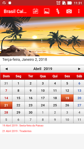 Calendario 2017 Brasil.Free Download Brasil Calendario 2017 Apk For Android