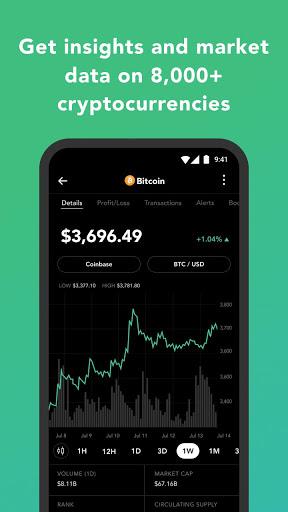 Blockfolio Bitcoin/Altcoin App