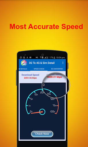 3G to 4G Converter - Simulator for Samsung Galaxy Grand