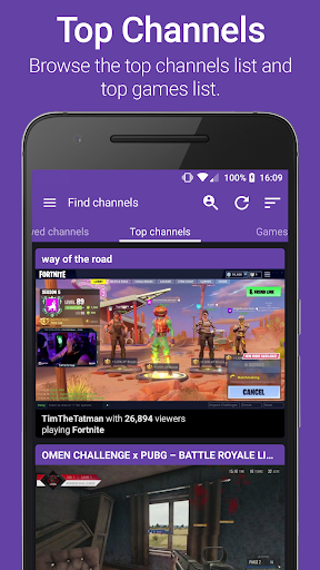 Free download TChat for Twitch APK for Android