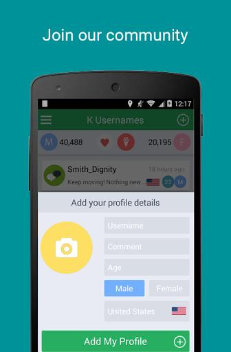 Friend Finder for KIK App for Zopo Color M4 - free download