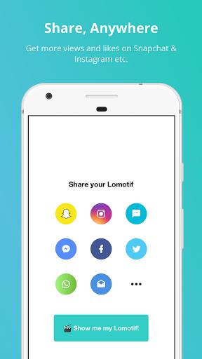 Lomotif - Music Video Editor for Motorola Moto E4 Plus