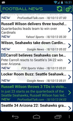 Seattle Football News