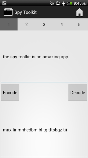 Spy Toolkit