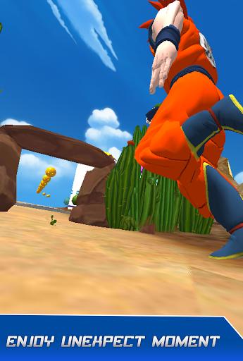 3D Super Dragon Boy Run