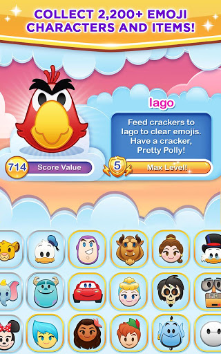 Disney Emoji Blitz for Samsung Galaxy S8 - free download APK
