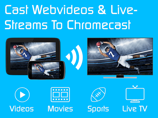 Video & TV Cast | Chromecast for LG Tribute Dynasty - free