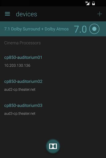 Cinema Audio for Lenovo K8 Note - free download APK file for K8 Note