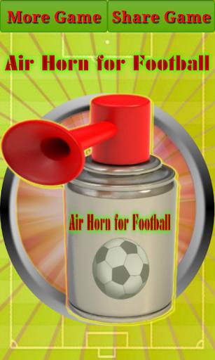 Air Horn for Football Soccer