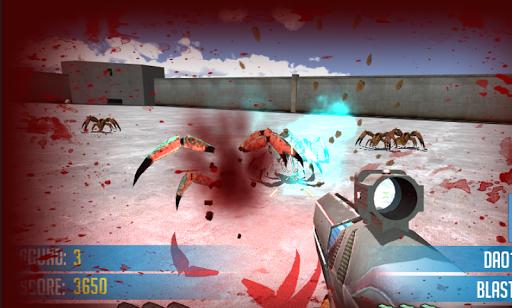 Aracno Shooter Arena Zombie 3D