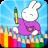 icon Coloring Bunny 1.1.1