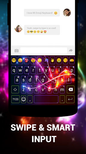 Keyboard - Emoji, Emoticons for Huawei Y6 Pro - free download APK