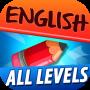 icon English Vocabulary Quiz All Levels